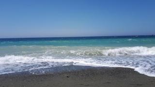 Mer de Lybie, Crète du sud.