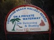 Lodge-a-Carnavon-Beach-canal