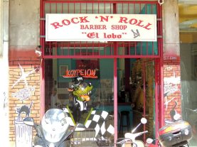 boutique Rock'n roll Patras