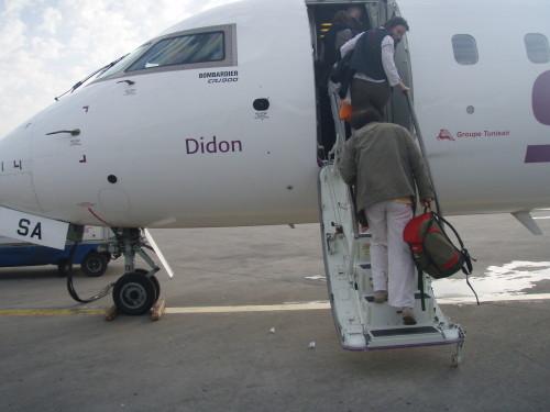 Un avion nommé Didon